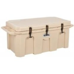 Grizzly Coolers 75 Quart Ice Chest - Tan image