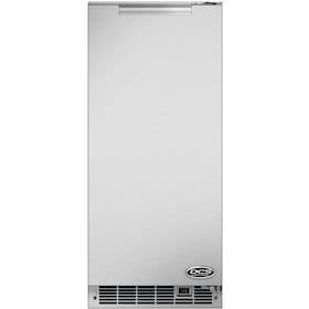 DCS 35 Lb. Built-In Outdoor Ice Maker - Stainless Steel - RF15I