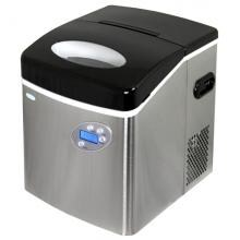 NewAir 50 Lb. Portable Ice Maker - Stainless Steel - AI-215SS