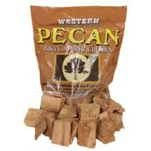Western Pecan BBQ Cooking Chunks (1/3 Cu. Ft.) Western Pecan BBQ Cooking Chunks
