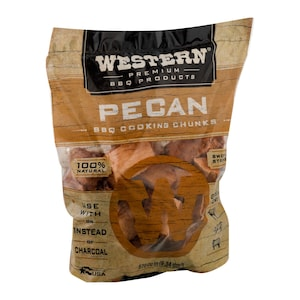 Western Pecan BBQ Cooking Chunks (1/3 Cu. Ft.) image