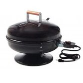 Meco Lock-N-Go Portable Electric Grill - Black -2120