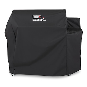 Weber 7191 Premium Polyester Grill Cover For SmokeFire EX6 36-Inch Pellet Grill image