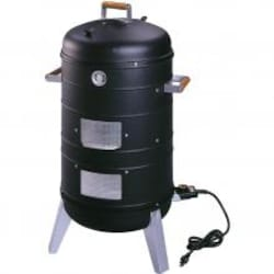 Southern Country 2 In 1 Electric Water Smoker Grill image