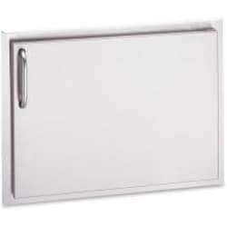 Fire Magic Select 20-Inch Right-Hinged Single Access Door - Horizontal - 33914-SR image
