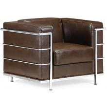 Zuo Modern Fortress Arm Chair Espresso 900222