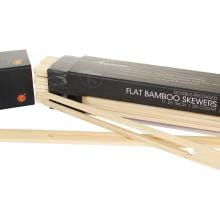 Outset Double-Pronged Bamboo Skewers - 20 Ct