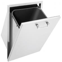 Lynx Sedona 18-Inch Outdoor Trash Center - L18TC image