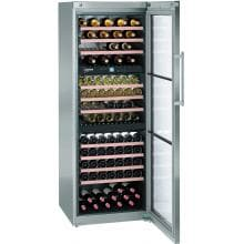 Liebherr 178 Bottle Freestanding Wine Storage Cabinet - Stainless Steel - WS-17800