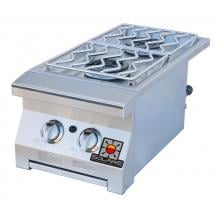 Solaire Propane Built-In Double Side Burner - SOL-IRSB-14-LP image