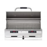 Electri-Chef 4400 Series 32-Inch Built-In Electric Grill W/ Dual Temp. Control - 4400-EC-448-I-D-32