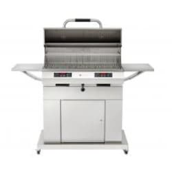 Electri-Chef 4400 Series 32-Inch Closed Base Electric Grill W/ Dual Temp. Control - 4400-EC-448-CB-D-32 image