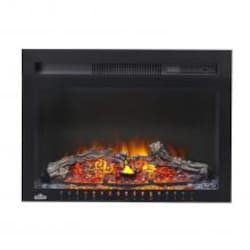 Napoleon Cinema 29-Inch Electric Firebox With Electric Logs - NEFB29H-3A image
