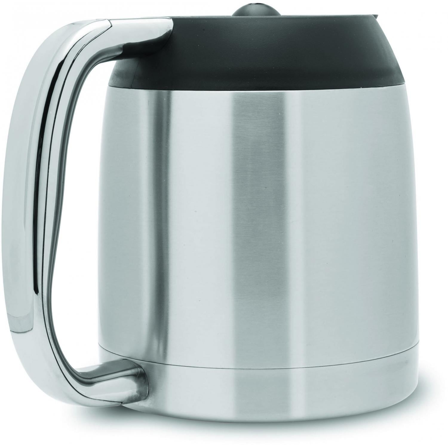 Programmable Coffee Maker Stainless Steel Carafe : Viking VCCM12MS 12-Cup Programmable Coffee Maker : ShoppersChoice.com