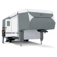 Classic Accessories PolyPRO 3 5th Wheel Cover - Grey/White - Model 6