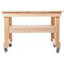 Primo Compact Cypress Table For Oval XL Primo Compact Cypress Table For Oval XL - Front View