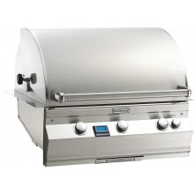 Fire Magic Aurora A660i 30-Inch Built-In Natural Gas Grill With Rotisserie - A660i-6E1N