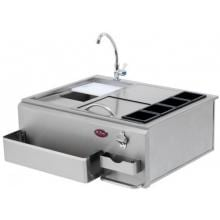Cal Flame 30-Inch Built-In Bar Center With Sink - BBQ07902 image