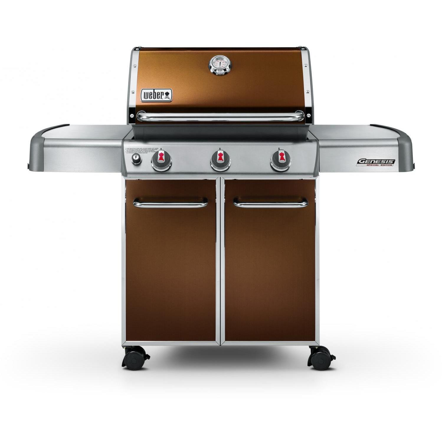 weber genesis premium ep 310 freestanding propane gas. Black Bedroom Furniture Sets. Home Design Ideas