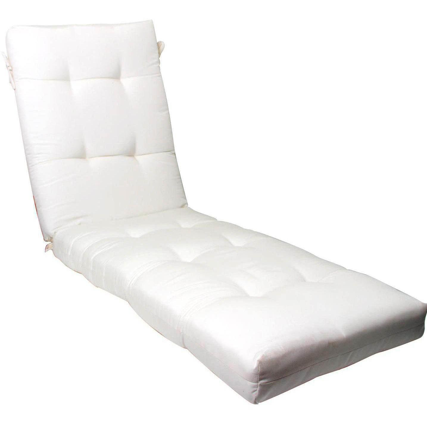 UltimatePatio Long Replacement Outdoor Chaise Lounge