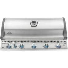 Napoleon LEX 730 Built-In Natural Gas Grill With Infrared Rear Burner And Sear Burner Napoleon LEX 730 Built-In Natural Gas Grill With Rear Infrared Burner And Sear Burner