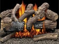25% Off Natural Oak Log Sets