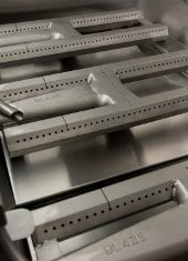 Cast Stainless Steel H-Burners