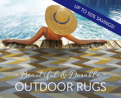 Beautiful and Durable Outdoor Rugs