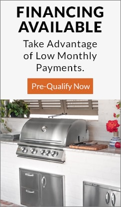 Take Advantage of Low Monthly Payments on Blaze Gas Grills!