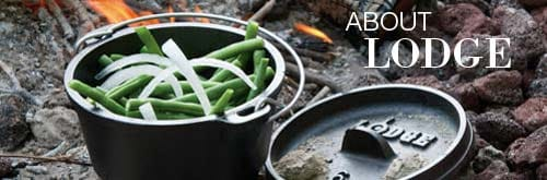 Learn About Lodge Cookware