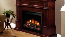Dimplex Electric Fireplace Tour Videos