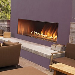 White Mountain Hearth Outdoor Fireplaces