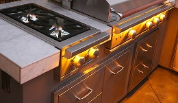 Caliber Outdoor Kitchen Accessories