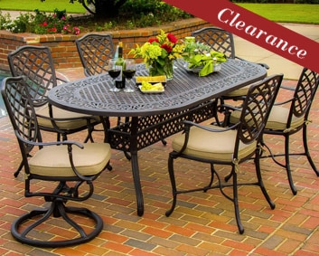 Laurel Bay Patio Furniture Collection