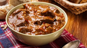 Smoked Chili con Carne Recipe