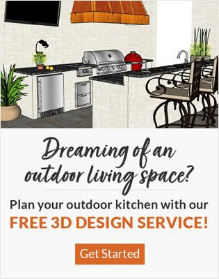 Free Outdoor Kitchen Design Services
