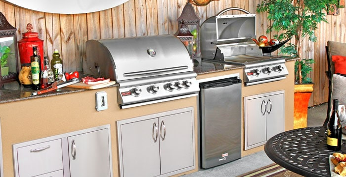 Charmant Top Outdoor Kitchen Packages