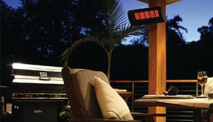 Top Rated Patio Heaters For Your Outdoor Kitchen