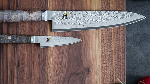 Two Seperate Length Blades