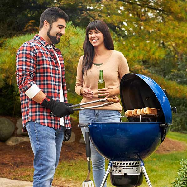 Weber Master Touch Kettle Grill