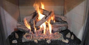 Enhance & Accessorize Your Gas Fireplace : Gas Log Guys