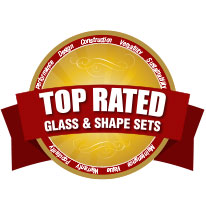 Top Rated: Glass & Shapes