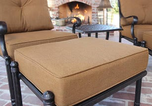 How to Measure a Patio Set For Replacement Cushions