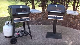 MHP Outdoor Grills Video Review