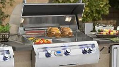 Fire Magic Echelon Diamond Gas Grill Overview