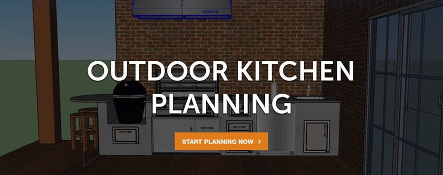 Outdoor Kitchen Planning