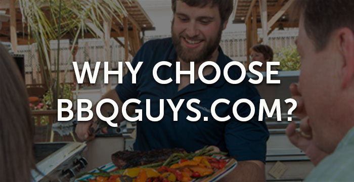 Why Choose BBQGuys.com?