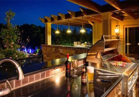 Benefits of an Outdoor Kitchen