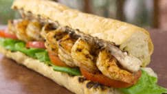 Grilled Shrimp Po-Boy Recipe With Homemade Remoulade Sauce