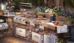 Top 5 Outdoor Kitchen Packages